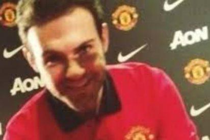 Un español... ¡elegido como el mejor jugador del Manchester United!