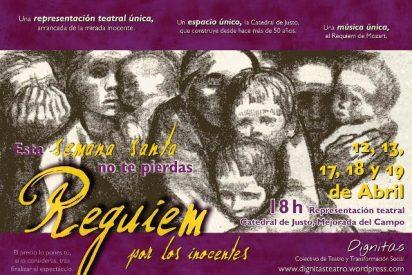 """""""Requiem por los inocentes"""" esta Semana Santa"""