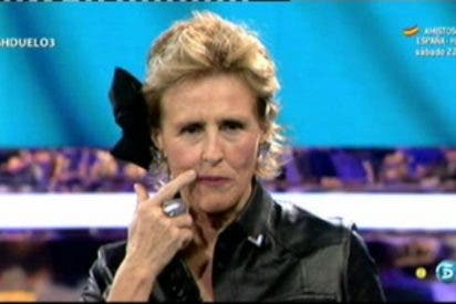 """Mercedes Milá: """"Vaciaría prácticamente todas las cárceles y pondría a todos los chorizos que nos están robando"""""""