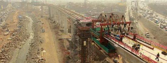 ¿El Canal de Panamá? ¡Pecata minuta! FCC y ACS se ponen manos a la obra en el metro de Lima por 3.900 millones