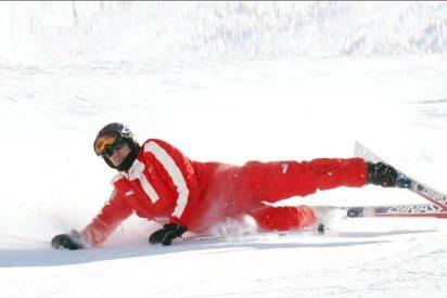 Michael Schumacher pesa 52 kilos