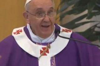 """Francisco reclama """"purificar los ojos"""" para poder entender lo que nos dice Jesús"""