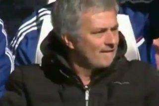 Mourinho echa la bronca a un recogepelotas