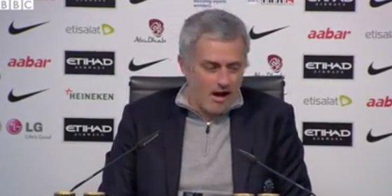 Mourinho arremete duramente contra Mancini