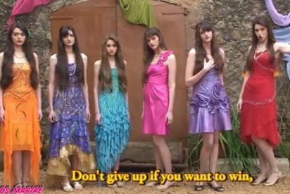 Las siete beatas del extraño grupo Flos Mariae rompen con sus desafinos YouTube