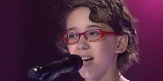 Telecinco decide ir a por todas y emitir 'La Voz Kids' con la batalla de Iraila