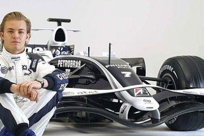 Fernando Alonso, quinto en el GP de Australia en una carrera liderada desde el inicio por Rosberg