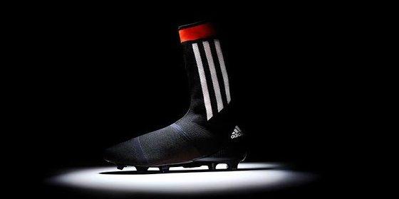 Las revolucionarias botas-media de Adidas