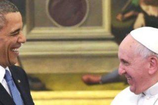 Obama y Francisco ponen las bases para un mundo en paz
