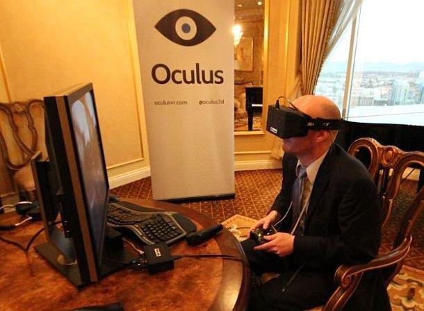 Facebook se mete de lleno en la realidad virtual comprando por 1.500 millones de euros Oculus VR