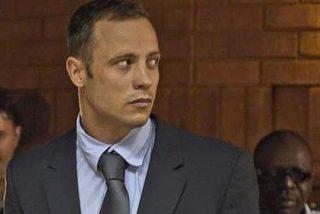 Descubren que Pistorius tiene novia