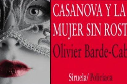 Oliver Barde-CabuÇón traza una apasionante novela negra con un protagonista muy original