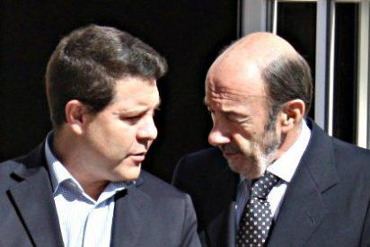 ¿Han formado García Page y Pérez Rubalcaba una sociedad de 'socorros mutuos?