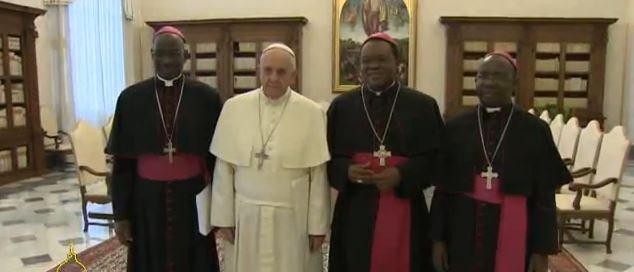 """El Papa a los obispos de Guinea Conakry: """"Los cristianos divididos no evangelizan"""""""