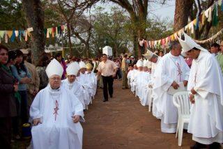 Los obispos paraguayos, con el sufrimiento de su pueblo