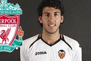 El Liverpool prepara 24 kilos para sacarlo del Valencia