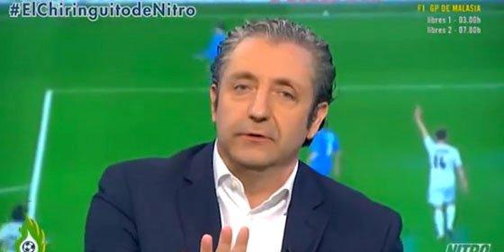 """""""Hay periodistas que llevan peloteando a Iker tres años por una entrevista. Yo digo lo que pienso en cada momento"""""""