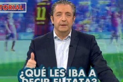 """Pedrerol: """"Cesc, Piqué y Alves estaban en la lista negra de Guardiola porque perjudicaban a Messi"""""""