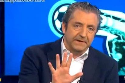 """Pedrerol da la cara por Diego López: """"Algunos medios están esperando a que la cague. Sufre un tiroteo constante"""""""