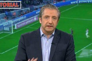"""Pedrerol desnuda a Miguel Cardenal por su apoyo al Barça: """"¿Qué favores le debe a Bartomeu?"""""""