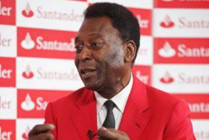 Un medio televisivo se 'carga' a Pelé