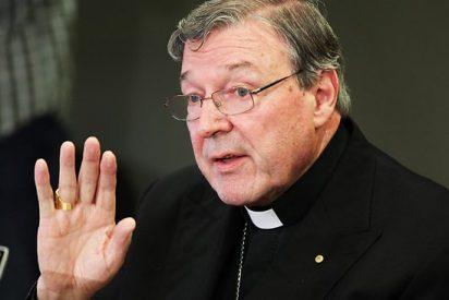 """El cardenal Pell reconoce falta de """"supervisión"""" en un caso de pederastia"""