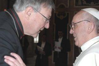 El cardenal Pell, a favor que se se juzgue a la Iglesia australiana por los abusos sexuales