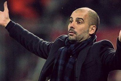 """Guardiola: """"Con algunos jugadores tienes que tomarte un gin tonic"""""""