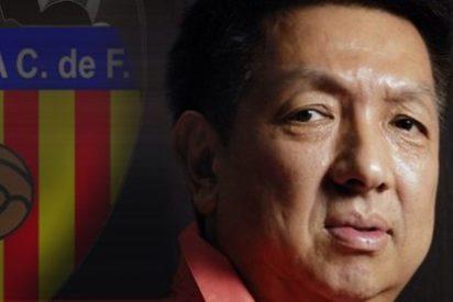 Afirma que Lim ofreció 250 millones por el Valencia