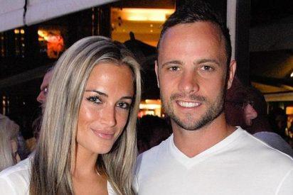 """Unos SMS desvelan que la novia de Pistorius tenía """"miedo"""" de él"""