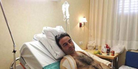 """Enrique Ponce: """"Sentí que el pitón llegaba hasta el cuello, tengo que dar gracias a Dios"""""""