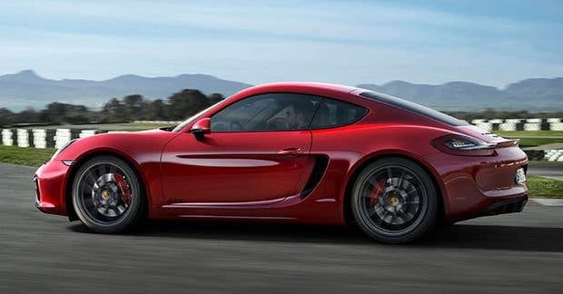 Porsche Boxter y Cayman GTS, un punto picante más