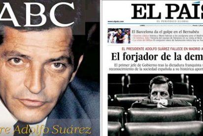 La izquierda mediática oculta el papel del PSOE en la caída de Adolfo Suárez