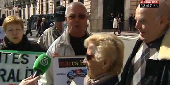 """[Vídeo] """"Blesa es un ladrón sinvergüenza que se ha aprovechado de la bondad de los mayores"""""""