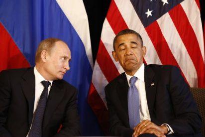 A Putin le entra el canguelo y llama a Obama para limar asperezas en cuanto a Ucrania