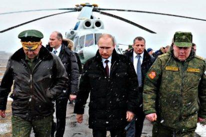 Los militares rusos acosan a las tropas ucranias, aisladas en sus cuarteles y esperan su rendición