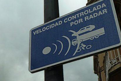 Ser captado por los radares de tráfico es evitable viajando a una sexta parte de la velocidad de la luz