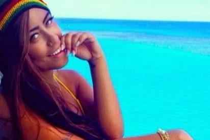 La hermana de Neymar espera la llegada del Mundial en bikini