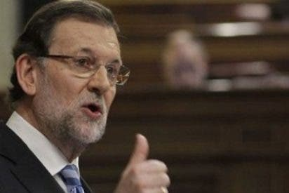 """Rajoy advierte de que nadie """"se merece"""" una Cataluña independiente """"empobrecida"""""""