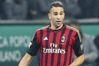 El Milan negocia para quedarse con Rami