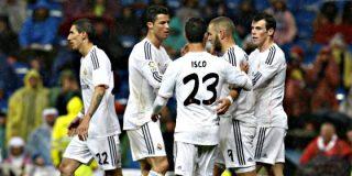 El Real Madrid se consuela metiéndole una 'manita' balsámica al pobre Rayo Vallecano