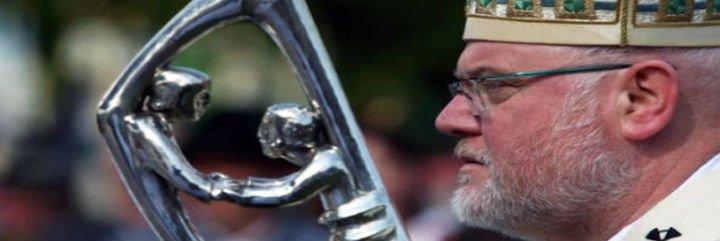 Cardenal Marx, nuevo presidente de los obispos alemanes