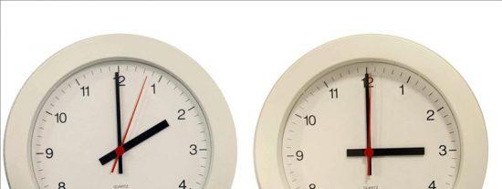 Este domingo tiene una hora menos: a las 2.00 el reloj ha marcado las 3.00
