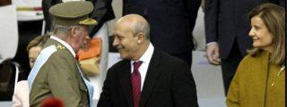 Pablo Sebastián le pide al Rey que no se meta en política y no riña a los ministros del PP