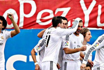 El Real Madrid afronta el tramo final de la Liga con un calendario más 'favorable' que Barça y Atleti