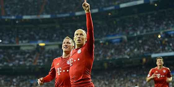 Robben dijo 'no' a la Juve por SMS