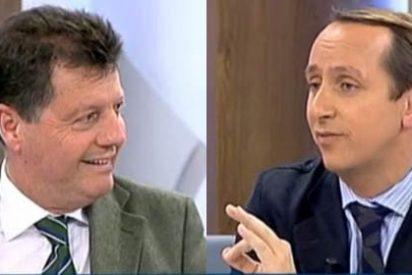 """Alfonso Rojo ironiza con Carlos Cuesta: """"Si te parece ponemos de confidente policial a las monjas clarisas"""""""