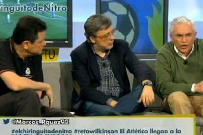 """Roncero explota: """"Que pite Undiano Mallenco en el Bernabéu es una provocación"""""""