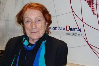 """Rosa Regàs: """"En Cataluña todo está manipulado, la consulta va a ser un problema gravísimo"""""""