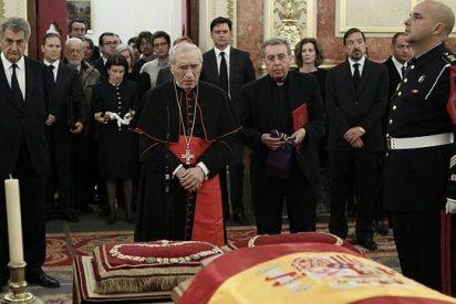 La catedral de La Almudena alojará un funeral de Estado por Adolfo Suárez